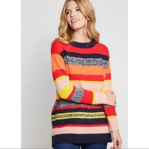 ModCloth Delighted Invite Oversized Sweater